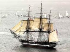 "USS Constitution - ""Old Ironsides"" is the oldest commissioned warship afloat in the world"