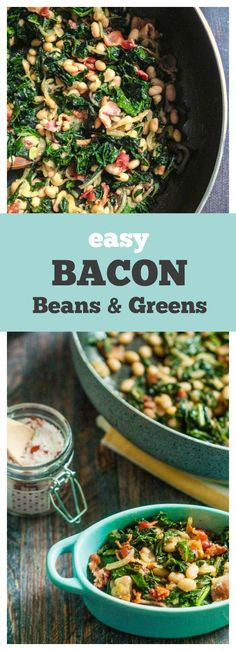 These easy bacon bea