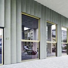 Caruso St John . Bosshard Vaquer . Europaallee Baufeld E . Zurich (10)
