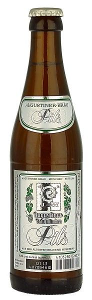 Augustiner Pils (BB Date End 11/16)