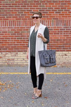 bureau of chic | uncomplicated style for the 9 to 5: transitional wardrobe by @marbaelizabeth via @sallymcgraw