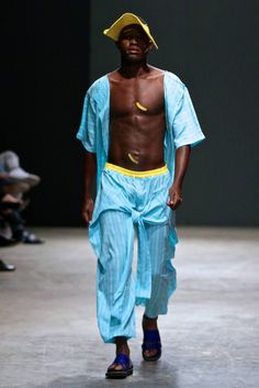 Imprint Spring-Summer 2017 - South Africa Menswear Week