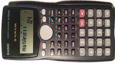 Valor absoluto de una matriz. ¿Cómo utilizar una calculadora científica ...