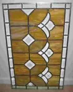 Custom Stained Glass Design - Stained Glass Transom