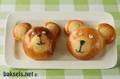 Berenbroodjes