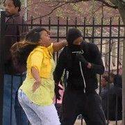 awesome Video of Mom catching son at Baltimore riots and slapping him goes viral
