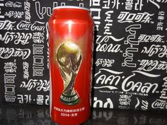 china 2014 coca cola Brazil  World Cup limited edition  Beijing stat can 500ml