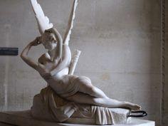 Psyche and  Cupid A. Canova