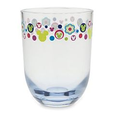 Disney Mickey Mouse Cup - Color Fusion | Disney StoreMickey Mouse Cup - Color Fusion - Mickey icons circle the rim of this clear plastic cup featuring our bold Color Fusion design. Its curved base will sit comfortably in your hand as you drink-in the refreshing contemporary styling.