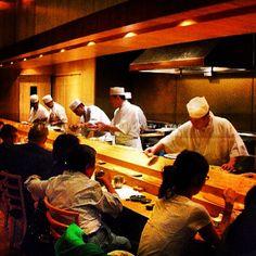 Menus for Sushi Yasuda - New York, NY