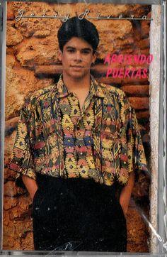JERRY RIVERA ABRIENDO PUERTAS BRAND NEW-SEALED CASSETTE