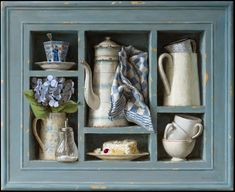 by Kenne Gregoire (artist) Painting Still Life, Still Life Art, Art Watercolor, Your Paintings, Online Art, Cross Stitch Patterns, Decoupage, Contemporary Art, Objects