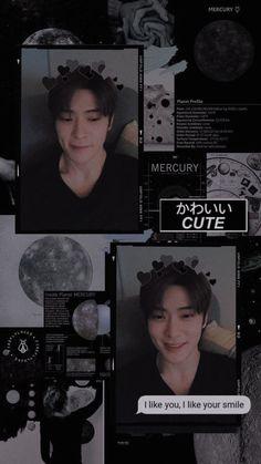 Jung Jaehyun, Jaehyun Nct, Dark Wallpaper, Future Boyfriend, My Prince, Chara, Taeyong, Boyfriend Material, Nct 127