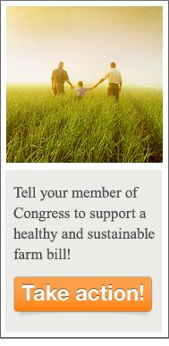 Please take a moment! Urgent action needed immeditaley!!!  Take action! Defeat the farm bill!