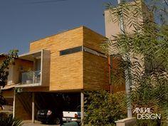 casa cubo de madeira - Pesquisa Google