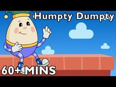 Humpty Dumpty and More | Nursery Rhymes from Mother Goose Club! - YouTube