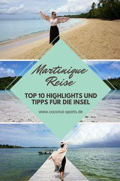 Martinique Sehenswürdigkeiten: Meine Top Ten Sehenswürdigkeiten, Ausflugsziele, Things to do und beste Unterkünfte auf der Karibikinsel Martinique.
