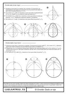 Título de la lámina El Ovoide: Dado un eje El ovoide es una curva cerrada y plana que está compuesta por cuatro, o más, ar...