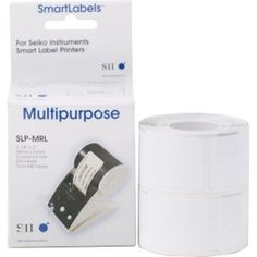 Get it now seiko (smart label printers) slp-mrl 440-labels 1-1/8 x 2 slp-mrl for seiko label printers