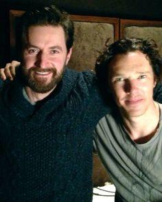 The Hobbit: BotFA - BTS (2014)<<<--- 2 of my 3 favorites. ❤️❤️❤️
