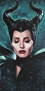 Relentlessly Cheerful Art By James Hance - Awesome fan art for so many fandoms Maleficent Drawing, Maleficent Wings, Disney Maleficent, Disney Villains, Disney Love, Disney Magic, Dark Disney, Disney And Dreamworks, Disney Pixar