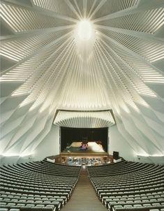 Santiago Calatrava Auditorio de Tenerife Tenerife, Spain (665×853)