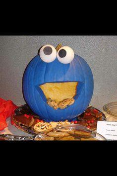 Fun with pumpkins!!!