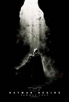Batman Begins (2005): After training with his mentor, Batman begins his war on crime to free the crime-ridden Gotham City from corruption that the Scarecrow and the League of Shadows have cast upon it #movie