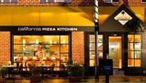 California Pizza restaurant gluten-free menu