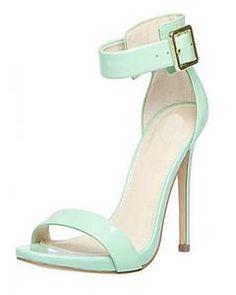 UDOBUY Best Seller Strap Stiletto Sandals