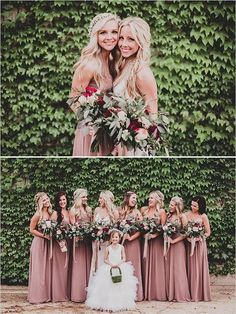 Chiffon Hot Bridesmaid Dresses Custom Made Sleeveless Cheap Bridesmaids Party Gowns Importi Good Quality Long Bridesmaid Dress Pastel Pink Bridesmaid Dresses Pewter Bridesmaid Dresses From Weddingplan - Inexpensive Bridesmaid Dresses, Formal Bridesmaids Dresses, Wedding Bridesmaids, Wedding Dresses, Bridesmaid Bouquets, Muave Bridesmaid Dresses, Bridesmaid Color, Blush Bridesmaid Dresses Long, Gown Wedding