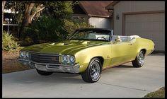 1971 Buick GS Convertible 455 CI, Automatic #Mecum #Kissimmee #WhereTheCarsAre