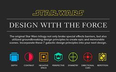 So you've heard of Star Wars, you know there's a new film about to come out, but you're probably thinking what the hell has that got to do with design? Star Wars became famous (and made a shed load...