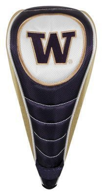 Team Effort NCAA Shaft Gripper Golf Driver Headcover - University of Washington