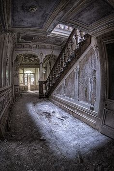 old abandoned houses - Google-Suche