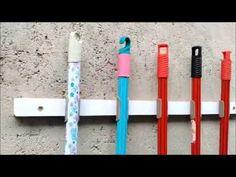 Faucet Repair, Diy, Crafts, Tool Organization, Homemade Tools, Organizers, Peso De Porta, Mascaras, Manualidades