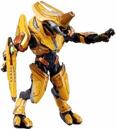 Halo Reach McFarlane Toys Series 4 Action Figure Elite General COLLECTOR'S CHOICE!