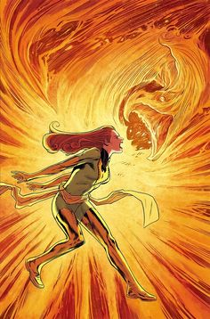 Phoenix Resurrection cover by Bilquis Evely. Marvel Art, Marvel Girls, Comic Heroes, Jean Grey Phoenix, X Men, Universe Art, Comics