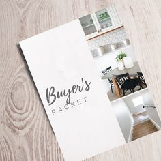 Real Estate Buyer's Packet Real estate home buyer guide | Etsy Real Estate Branding, Real Estate Logo, Real Estate Marketing, Planners, Home Buying Checklist, Realtor Listings, Real Estate Templates, Editable, Real Estate Buyers