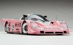Exoto - 1989 Exoto Nissan R89C - 1990 Fuji 500 km, Wada/Okada, JSPC, Team Italiya //