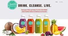Juice Austin — One of the latest additions to the goodness that is South Congress. Owners Chip & Myles have extended all Radically Simple clients a permanent 15% off on all juices and smoothies. Discount cards are available in our office.
