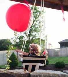 Baby Swing FREE Tutorial - https://sewing4free.com/baby-swing/