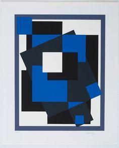 Victor Vasarely, Les Années Cinquante NR 8