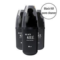 WLab Black kill blackhead whitedead deadskin pore cleaner  Free Gift Korean Beauty *** Learn more by visiting the image link.