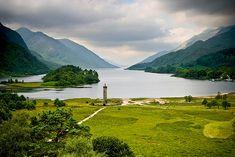 Glenfinnan - Scotland by Mathieu Noel, via Flickr