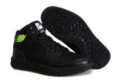 low priced 78064 a4e23 Air Jordan 1 Trek Black Green