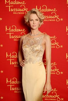 Charlize Theron Photos - Madame Tussauds Hollywood Welcomes Academy Award Winning Actress Charlize Theron In Wax! - Zimbio