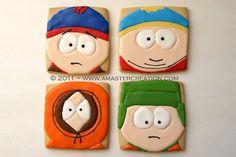 Decoração South Park