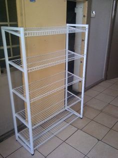 We supply these quality steel shelving products for all your storage needs!Nut