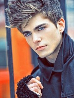 How I imagine Fane Lupei-- The Grey Wolves series Beautiful Men Faces, Beautiful Boys, Pretty Boys, Kyle Ellison, Boy Character, Boy Photos, Boy Hairstyles, Male Face, Male Beauty